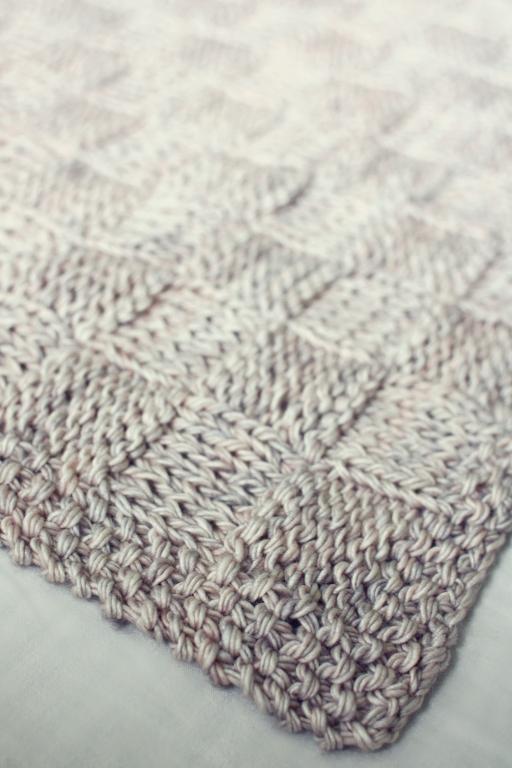 Baby Blanket Knitting Patterns basket weave baby blanket free knitting pattern qezmrur