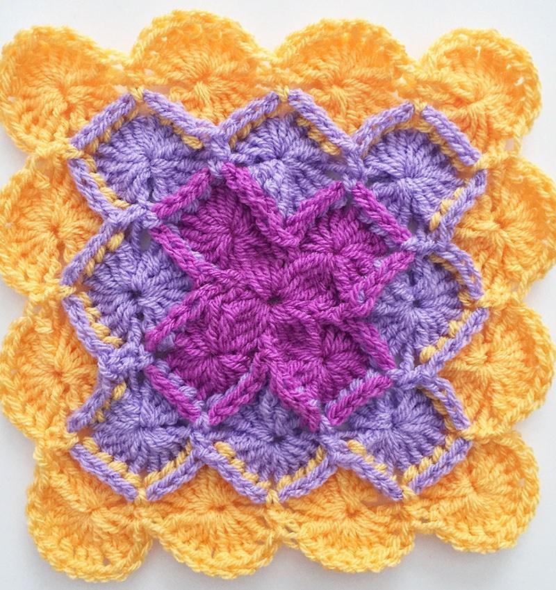 Bavarian Crochet – for Colorful Looks