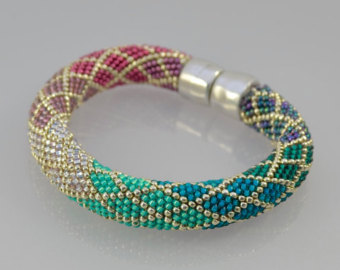 Create a Very Basic Bead Crochet Chain
