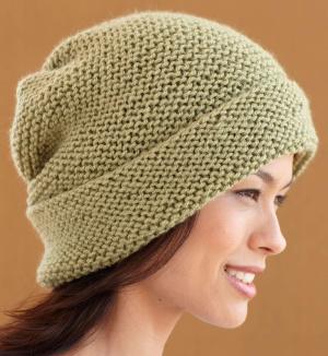 beanie knitting pattern fern green hat jployea