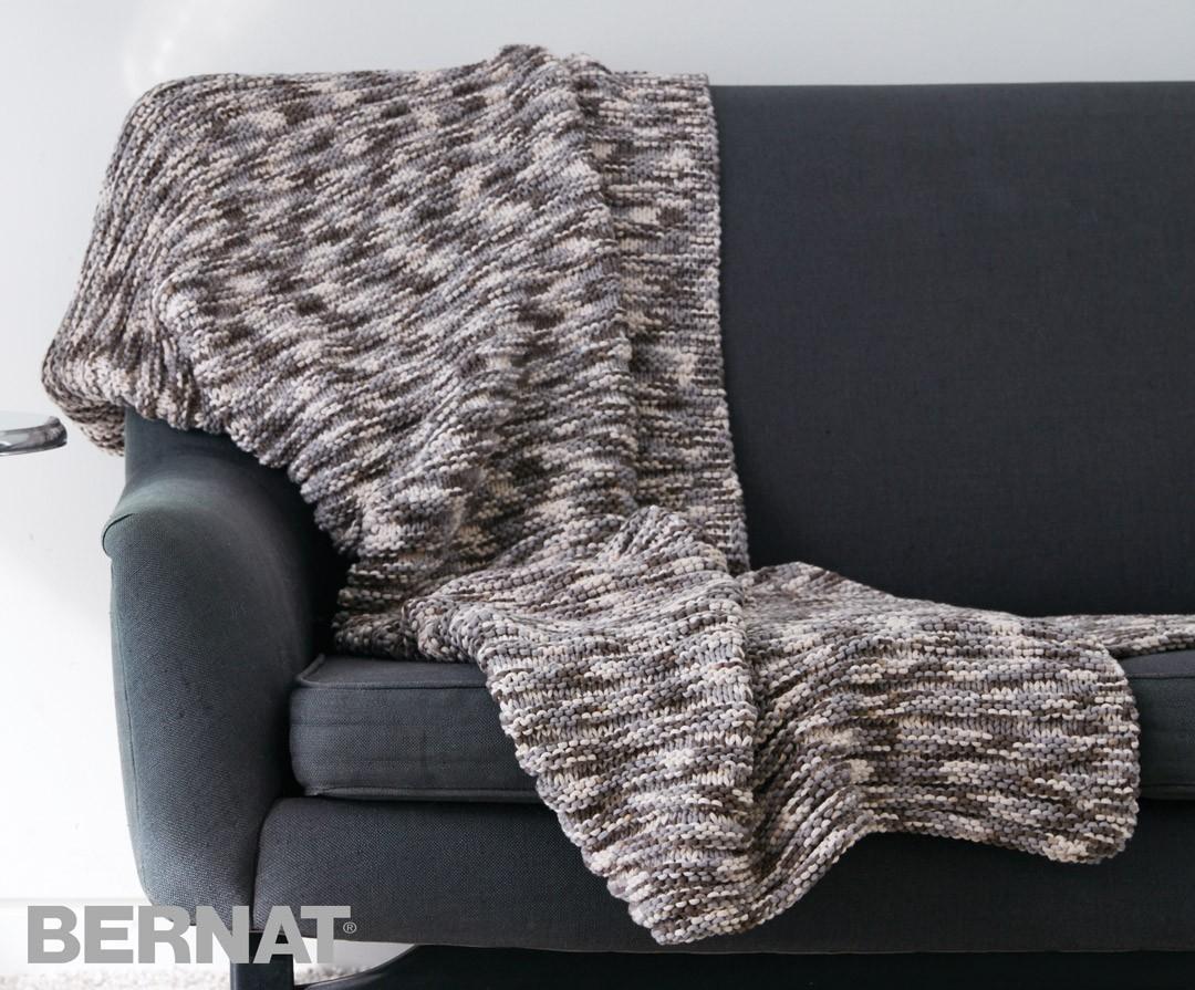 bernat patterns ridges blanket hokmqwd