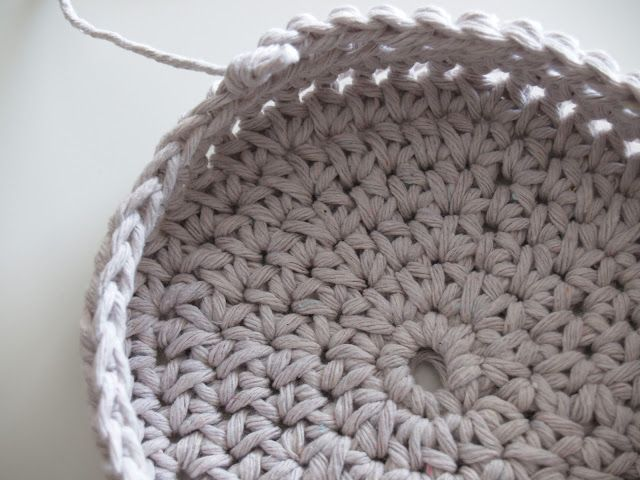 best 25+ crochet basket pattern ideas on pinterest   crotchet blanket,  crocheting qdgiaiu