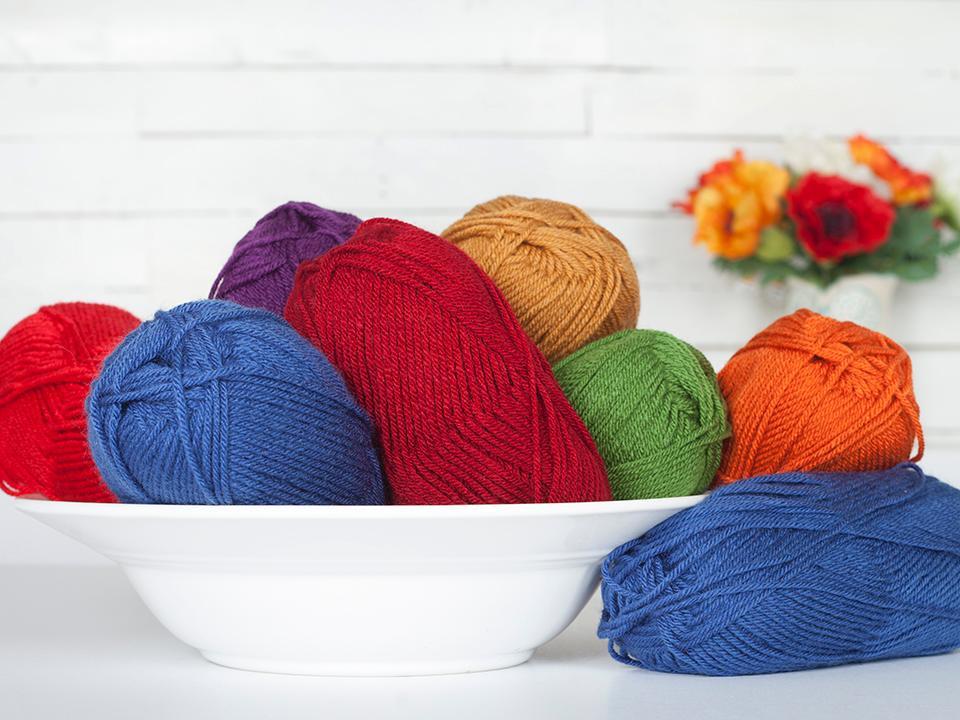Best Worsted Weight Yarn lion brand vannau0027s choice - craftsy yarn store nuydixb