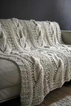 cable knit throw -chunky-cable-knit-throw-pattern-chunky-cableknit-throw dfctzsf