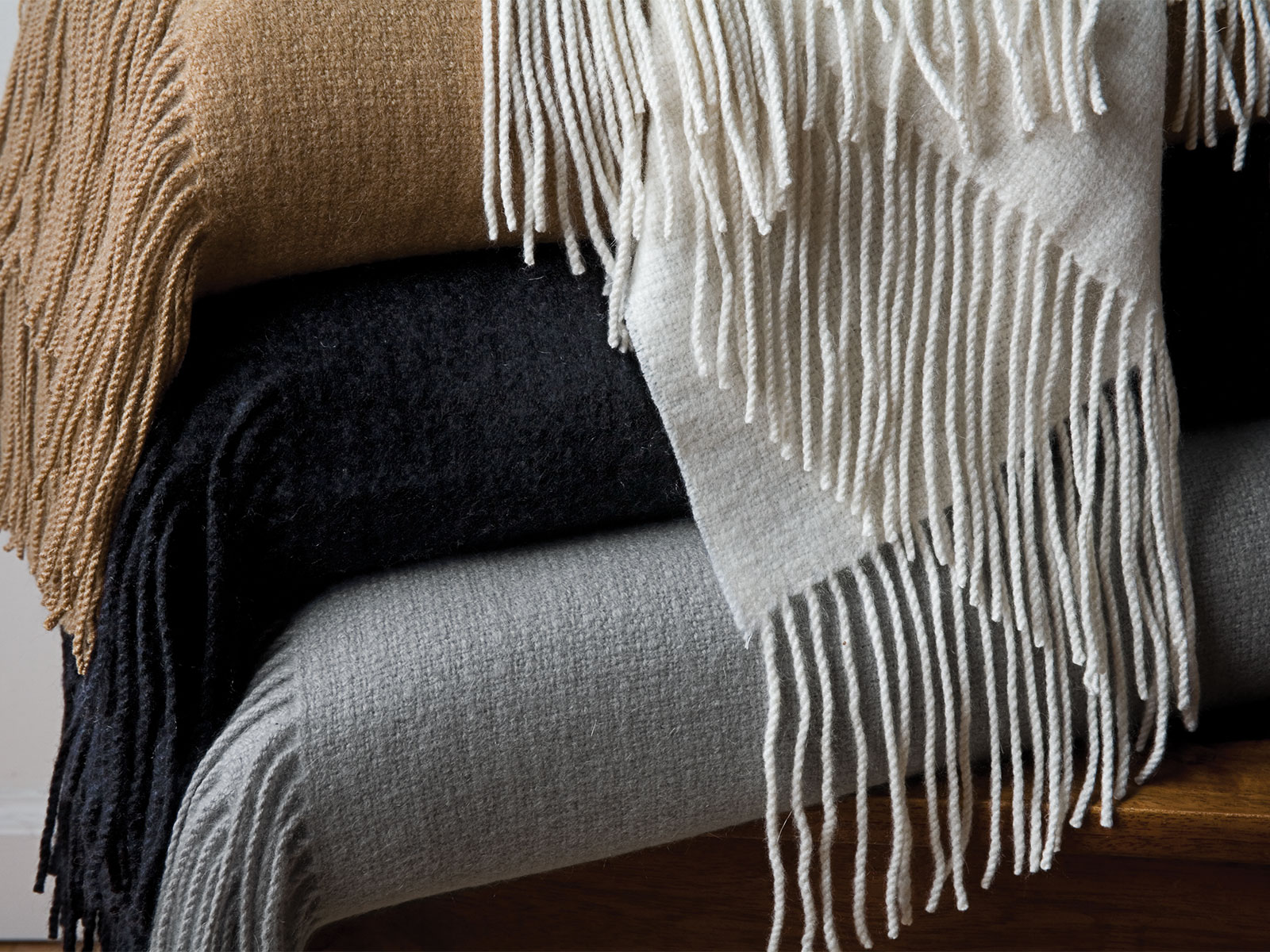 Latest Cashmere Throw for Comforts