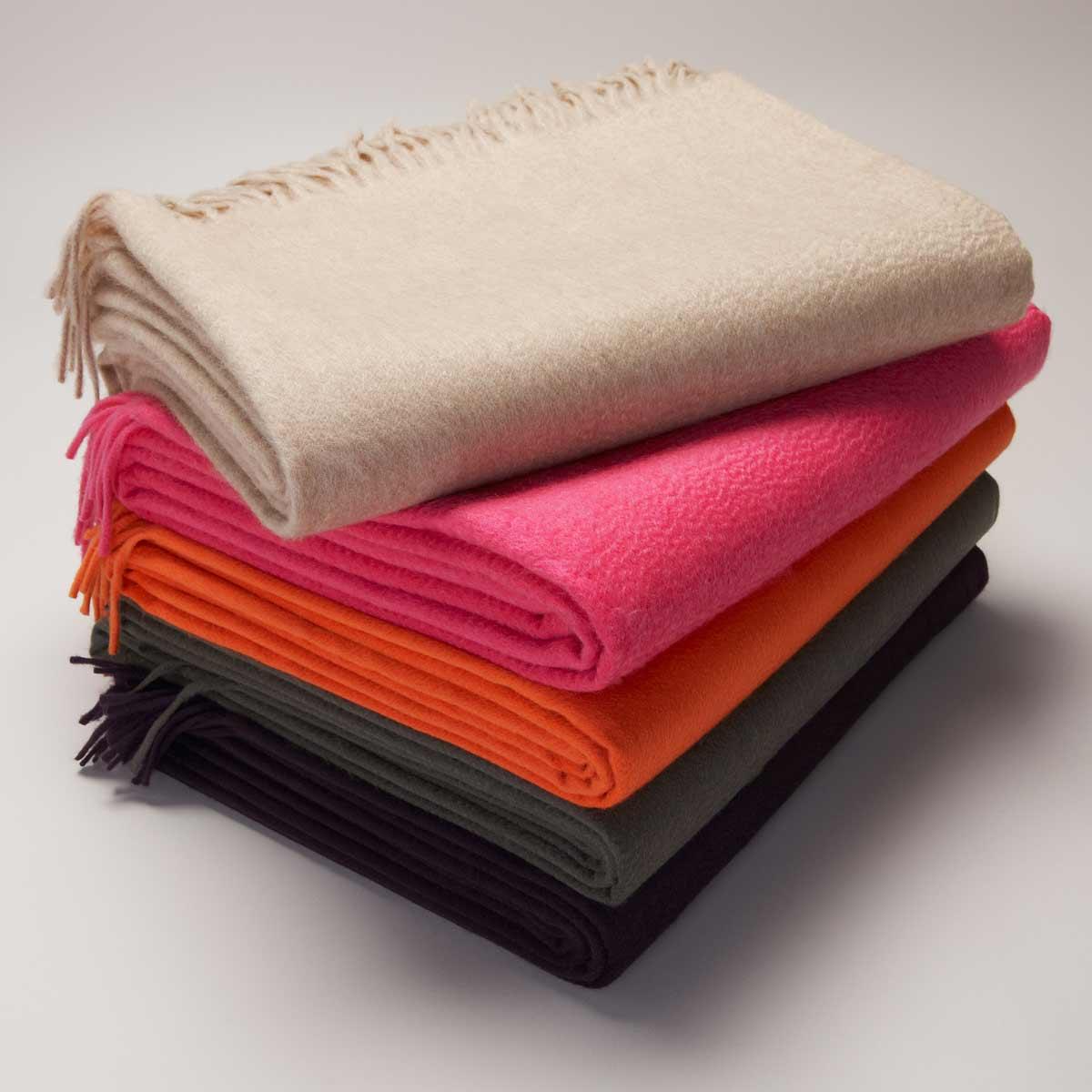 High Quality Woolen Cashmere Blanket