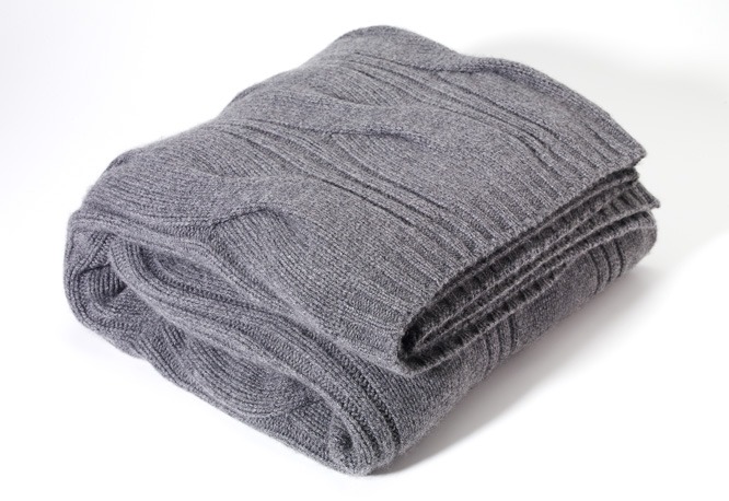 cashmere blanket sofia cashmere 72-by-56-inch cable-knit cashmere throw; $950, at saks fifth  avenue. vwhhtay