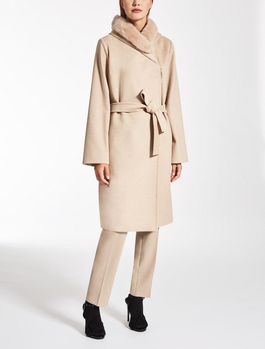cashmere coat benda ... otnbwth
