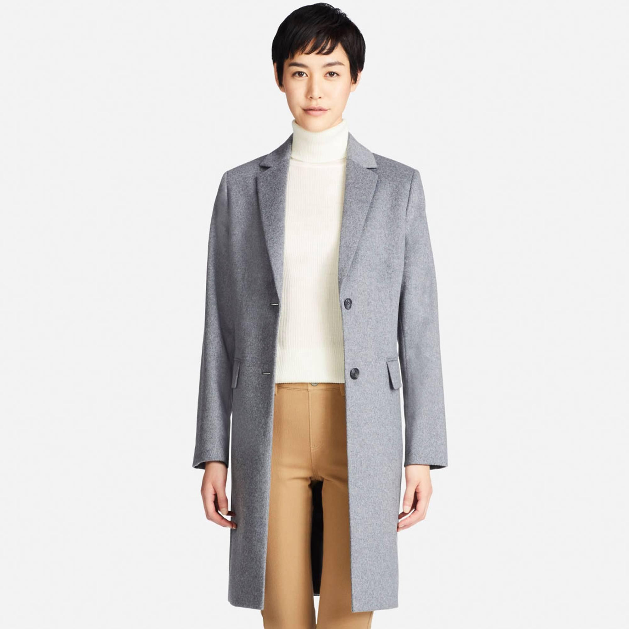 Handmade Cashmere Coat for All Seasons