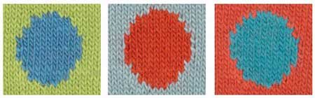 check out these intarsia knitting examples that involve adding color to  your ikedrwt