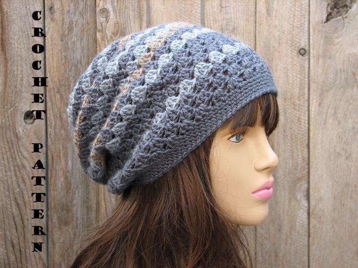 Free Crochet Hat Patterns- Learn & Make