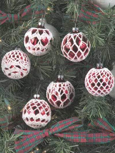 christmas crochet crochet christmas ornaments free pattern dckaxpf