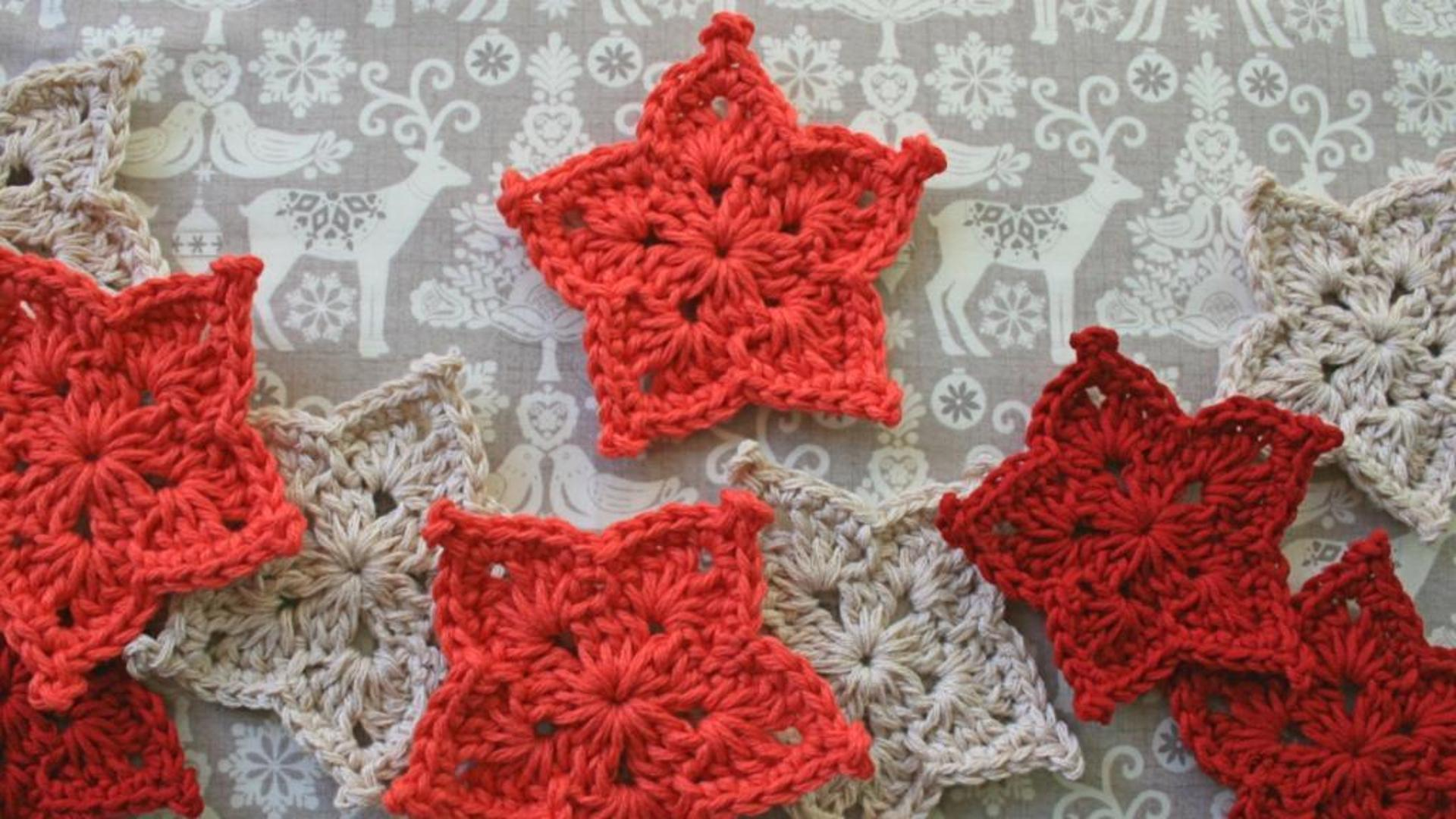 christmas crochet patterns christmas star crochet pattern pfygihq