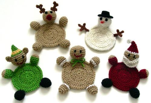 christmas crochet patterns skill level: crochet ... knrgidg