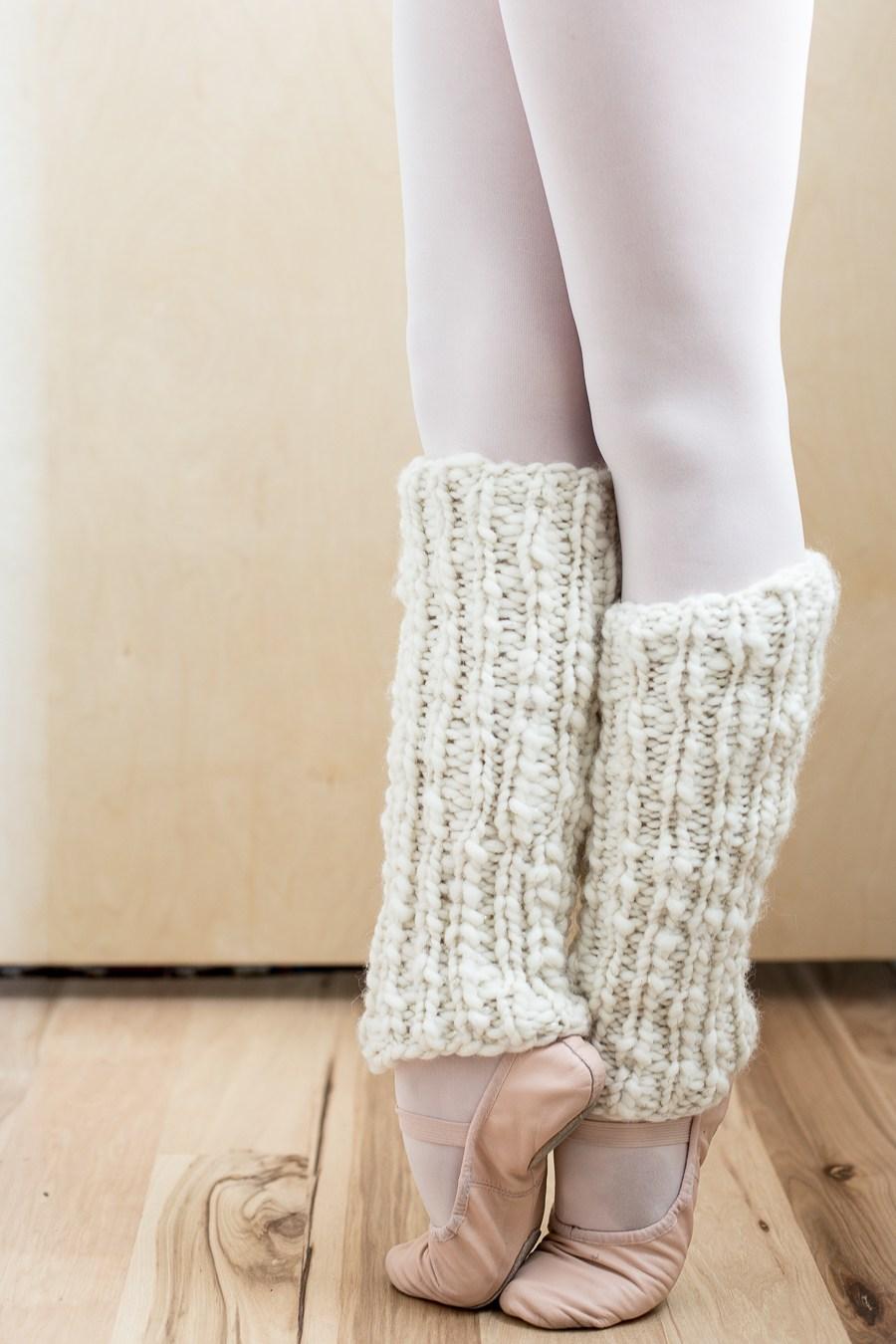 chunky knit leg warmers pattern by anne weil of flax u0026 twine mqabyrc
