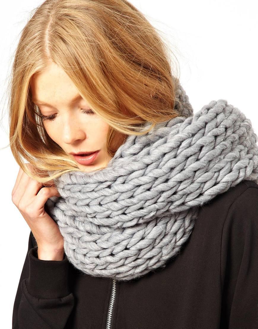 chunky knit scarf gallery rshoszx