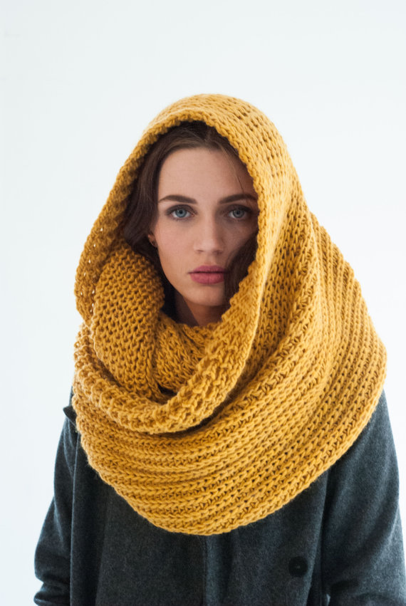 chunky knit scarf like this item? scmqduc