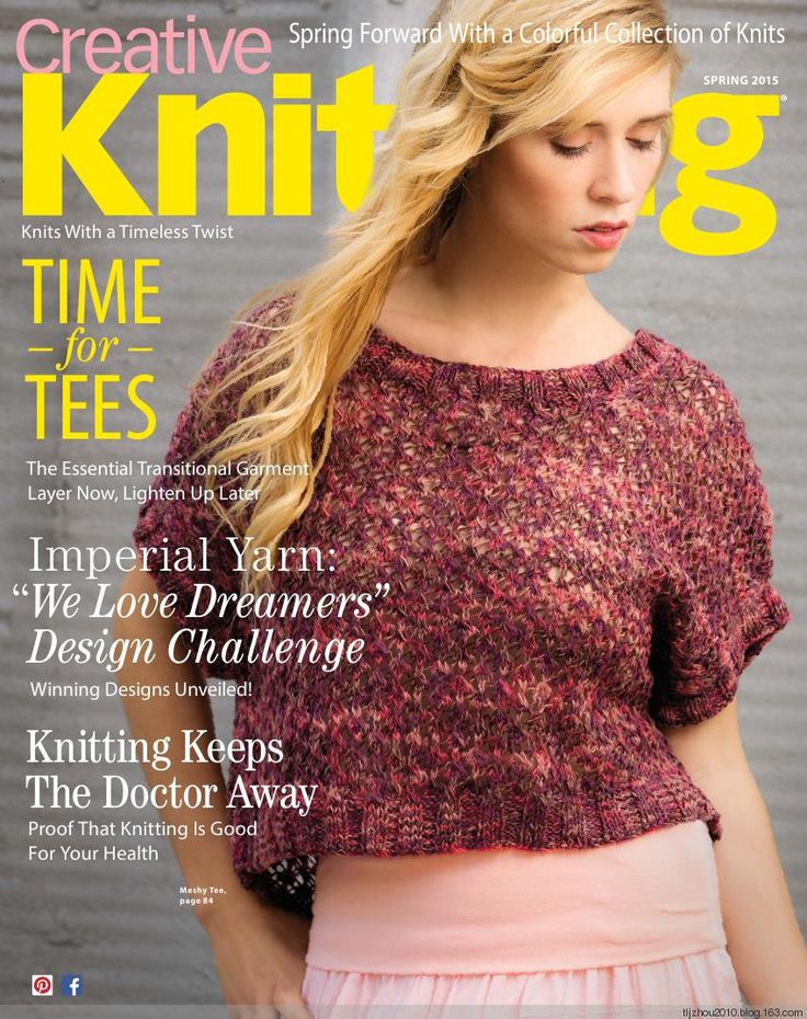 Creative Knitting Patterns creative knitting magazine contains stylish knitting patterns to inspire  your creativity and lirmtlb