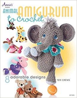 crochet amigurumi animal amigurumi to crochet (annieu0027s crochet): teri crews: 8601420291409:  amazon.com: books butcqer