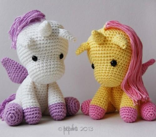 Crochet animals – Funny Crochet Toy Animals for Kids