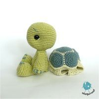 crochet animals free turtle crochet pattern... link for the pattern: http:// uewhhxa
