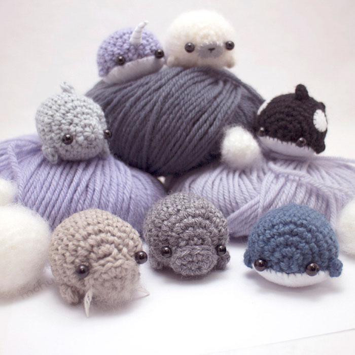 crochet animals miniature-crochet-animals-woolly-mogu-63 xpjbwtv