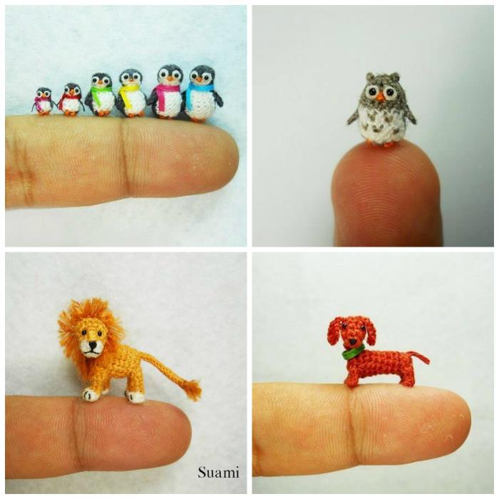 crochet animals suami mini crochet maifqtc