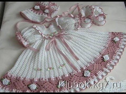 crochet baby dress| lacy crochet baby dress pattern| 25 ncqmwem