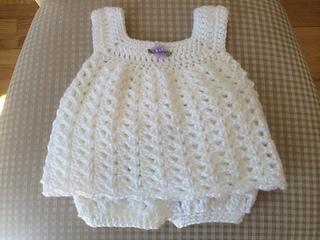 Crochet Baby Dress Pattern vivmyc dfjhhav