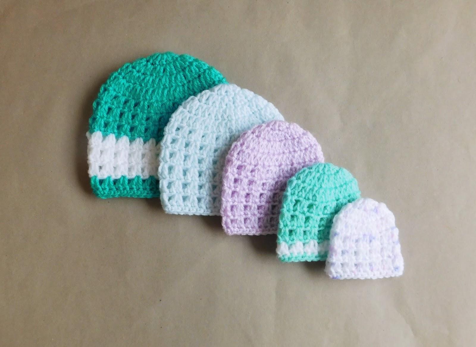 crochet baby hats valerie baby hats 0-3months small newborn large preemie medium preemie  small preemie nbukhdj
