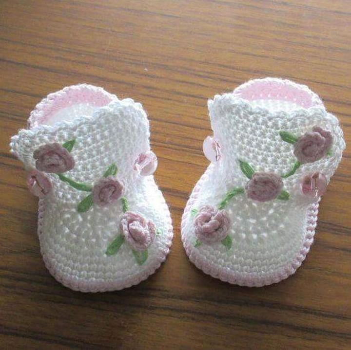 crochet baby shoes crochet-baby-shoes-13 tmzfioc