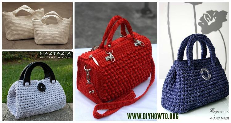 crochet bag pattern crochet handbag free patterns u0026 instructions cbhuucl