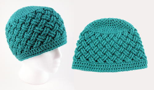 Crochet Beanie Pattern celtic dream crochet beanie pattern blhpwfr