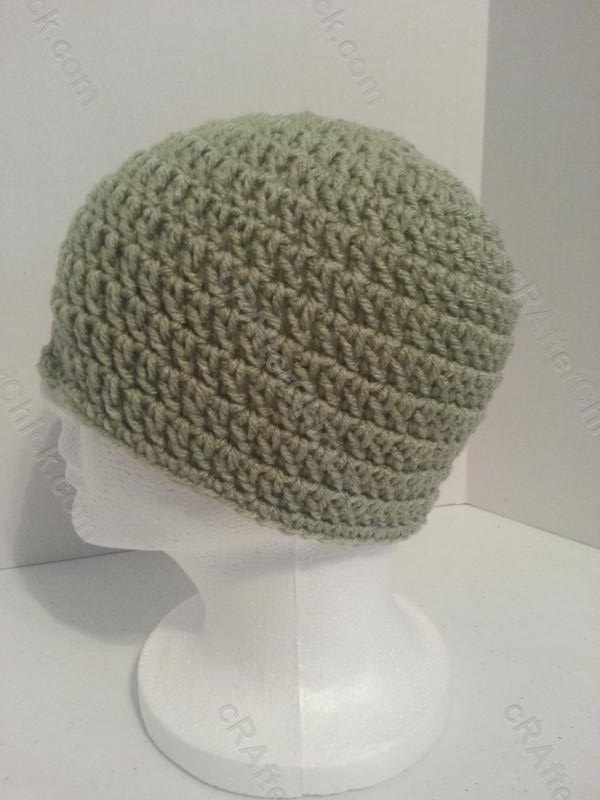 Crochet Beanie Pattern free double crochet beanie hat pattern vzquenq