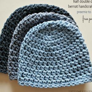 Crochet Beanie Pattern half double crochet hat pattern bdhwalr