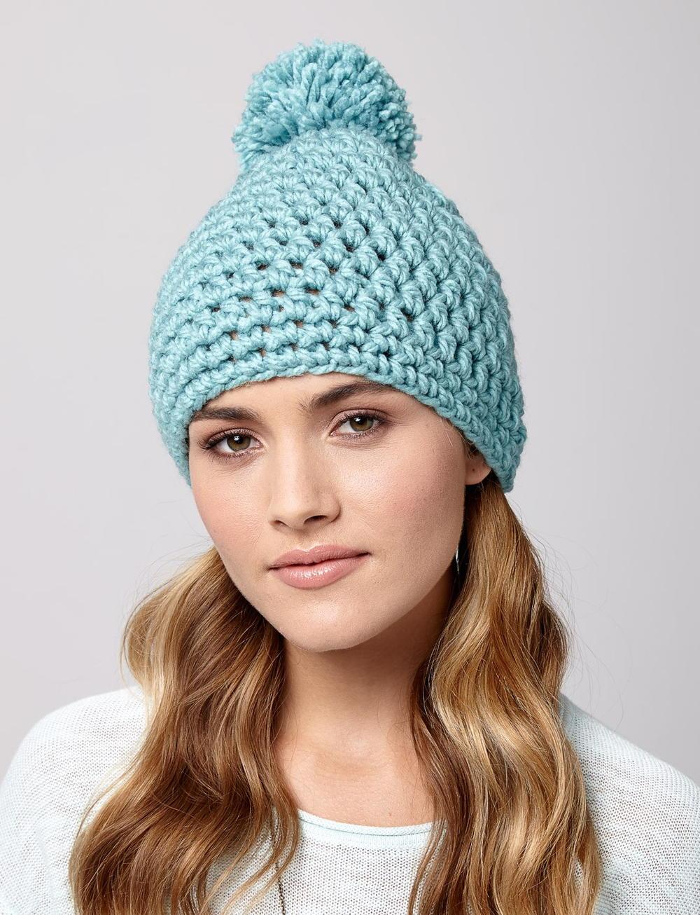 Crochet Beanie Pattern snow drift crochet hat etlroxk
