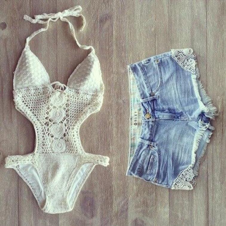 Many styles of Crochet Bikini pattern