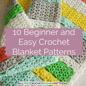Crochet Blanket Patterns blog - beginner and easy crochet afghan xwlcmif