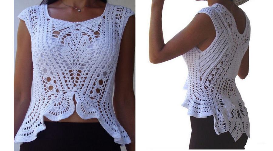crochet blouse elegant-crochet-blouse-1 khyjmne