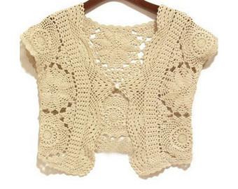 crochet bolero pattern,detailed tutorial,crochet jacket pdf,wedding boho  bolero,crochet kmngzpi
