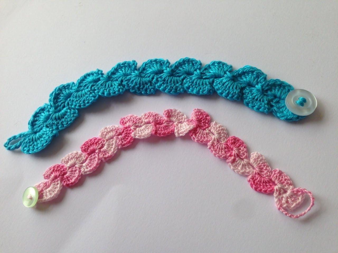 crochet bracelet how to crochet easy and beautiful bracelet - youtube arthgec