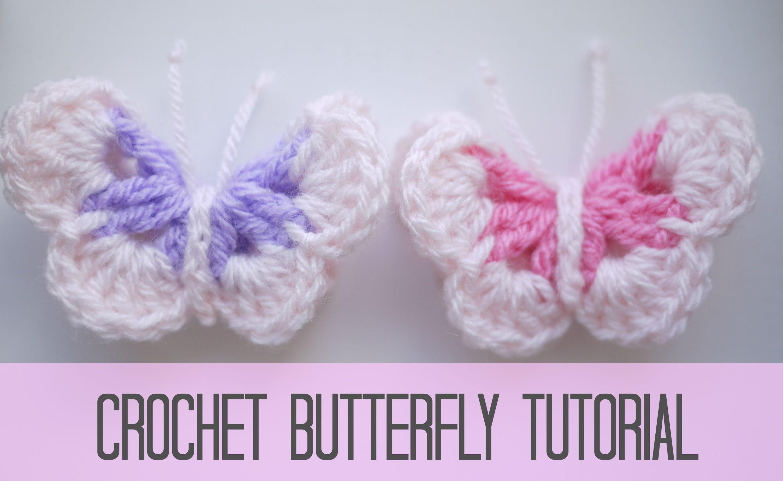 crochet butterfly crochet: butterfly   bella coco - youtube guxigkr