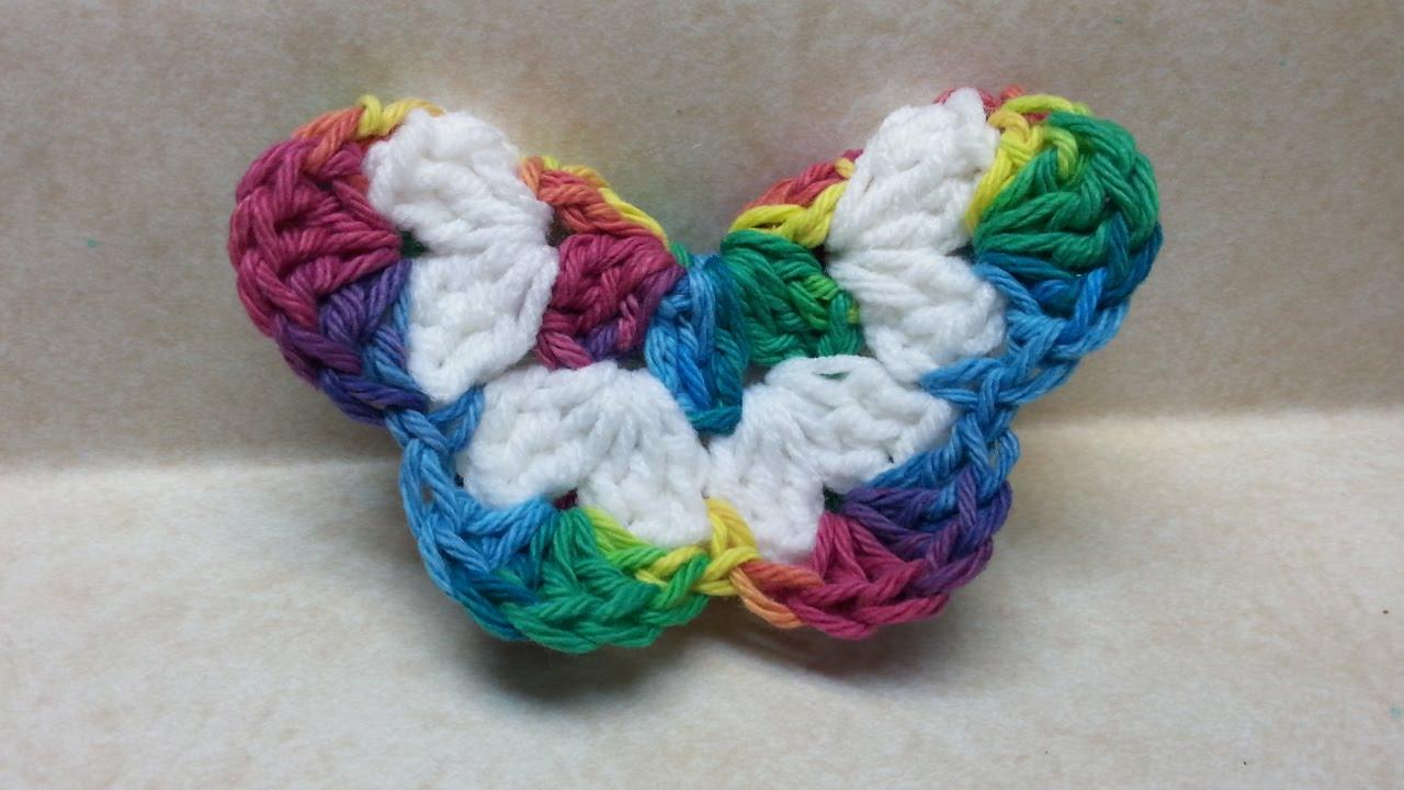 Crochet butterfly – Newest Crochet Butterfly designs