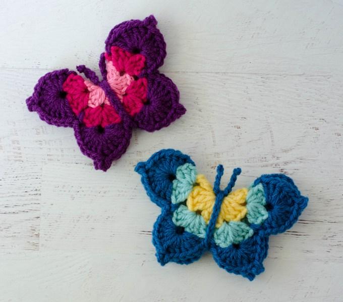 crochet butterfly pattern luxaftl
