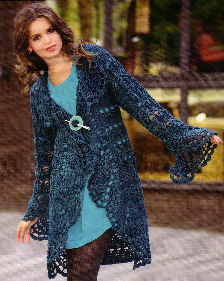 crochet cardigan pattern ... fsjhbqx