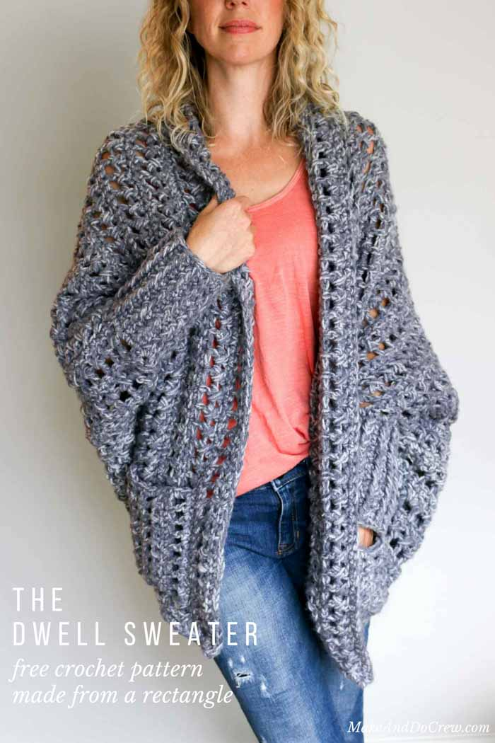 crochet cardigan pattern this free chunky crochet sweater pattern is part of an ongoing  collaboration vnbvshd