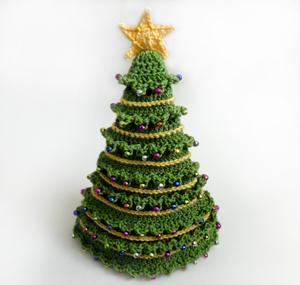 crochet christmas trees click ... klmgwsn