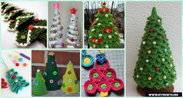 crochet christmas trees crochet christmas tree free patterns for holiday decoration pkyadbv