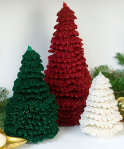 crochet christmas trees crochet christmas tree pattern pjvsioy