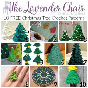 crochet christmas trees having a christmas tree has been a tradition since as early as the evwdrtf